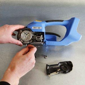 Reparatur-Service für Umreifungsgeräte