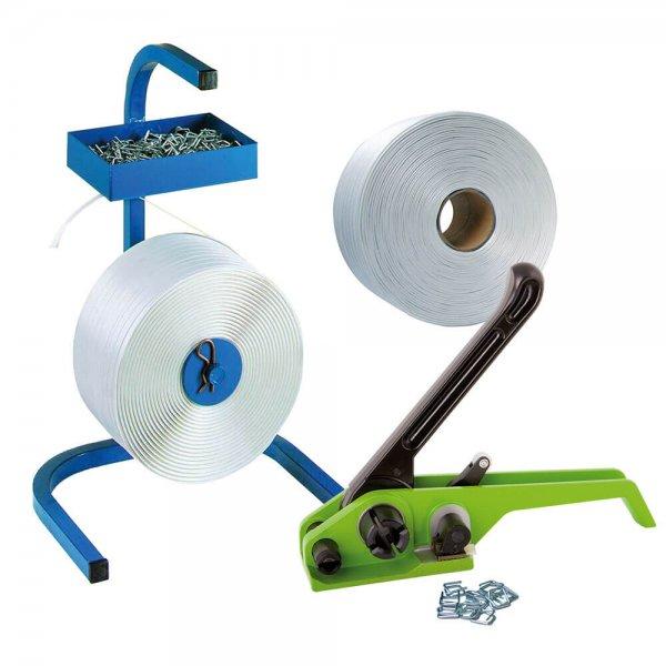 Starter-Set Kraftband | Schneider Umreifung